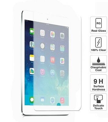 """100% Genuine Tempered Glass Screen Protector Film Lcd For Apple Ipad Pro 9.7"""""""