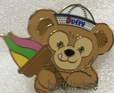 Disney pin - HKDL 2017 Ice Cream Pin Trading - Duffy Only