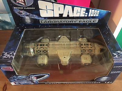 space 1999 special edition laboratory eagle Diecast Gerry Anderson Rare New