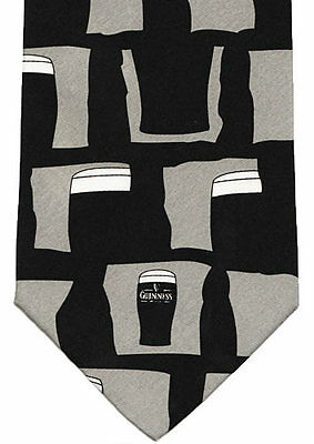 Guinness Tie 100% Polyester #9