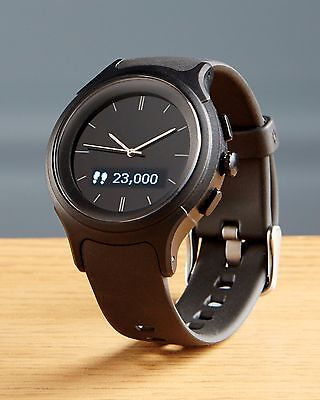 BRAND NEW SEALED Crane Connect Analogue Bluetooth Smart Watch OLED Black colour