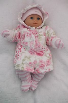 """Large 21"""" Baby Doll for Play or Reborn"""