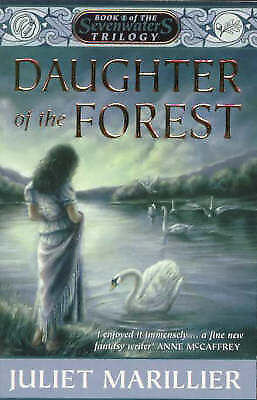 Daughter of the Forest by Juliet Marillier (Paperback, 2000)