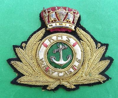 Wray Castle cap badge dating back to 1959
