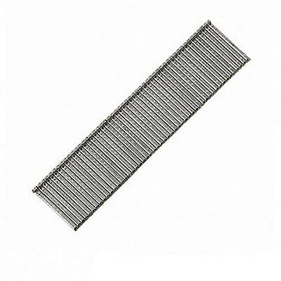 Silverline 277867 Galvanised Smooth Shank Nails 18 Gauge 50 mm - Pack of 5000