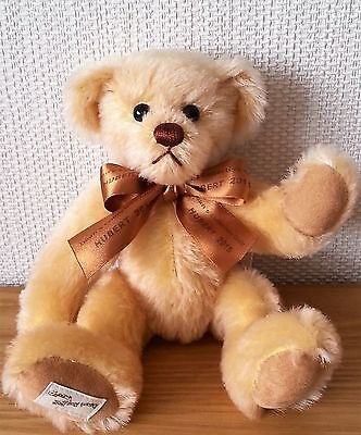 """DEANS COLLECTORS CLUB BEAR 2015 """"HUBERT"""" - L/Edition FULLY JOINTED BEAR"""