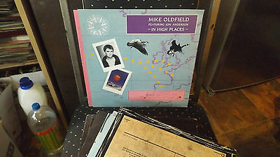 mike oldfield in high places 12 inch
