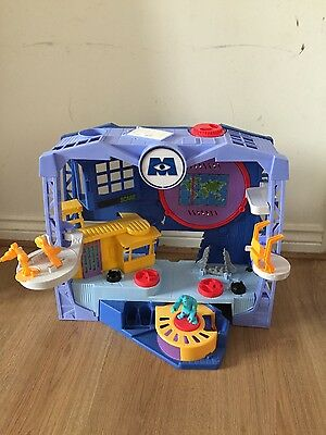 Imaginext Monsters University Monsters, Inc. Scare Factory - Fisher Price