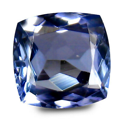 0.83 Ct WORLD CLASS INSPIRE TOP FIRE TOP LUSTER BLUISH VIOLET TANZANITE GEMSTONE