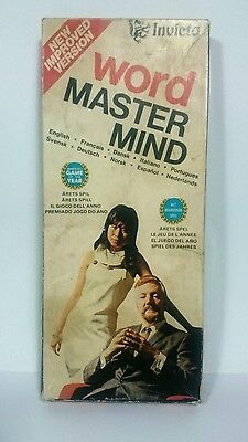Word Master Mind Vintage Game