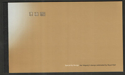 Dx 24  2000 Of Special By Design  Royal Mail Prestige  Booklet Mint