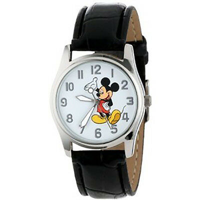 NEW & BOXED Disney MICKEY MOUSE Collection Watch MCK810