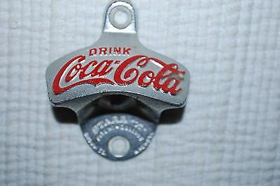 Drink Coca-Cola Mounted Bottle Opener Starr X Brown Co Germany #2