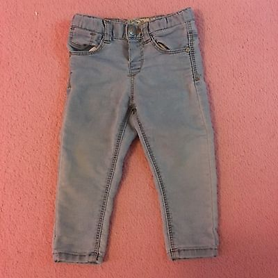 9-12 Month Baby Girl Zara Jeans
