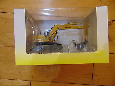 Norscot No 58003 Liebherr R 904 C Steel Tracked Excavator 100% Mint Model, BOXED