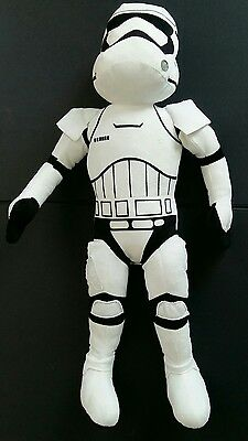 Disney Star Wars Large Clone Trooper Plush Stuffed Toy 2015