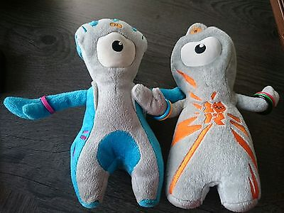 Olympic games 2012 soft toys
