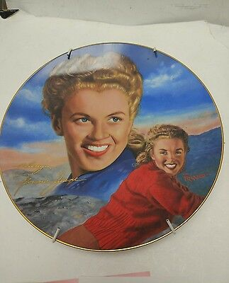 "The Hamilton Collection ""Hometown Girl"" Remembering Norma Jean by de Dienes"