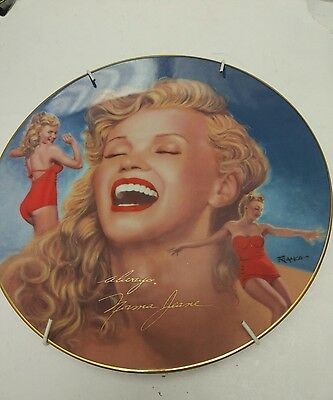 "The Hamilton Collection ""Bathing Beauty"" Remembering Norma Jean by de Dienes"