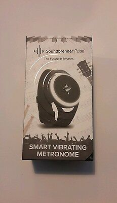 Soundbrenner Pulse Vibrating Metronome Watch for Musicians OPEN TO OFFERS