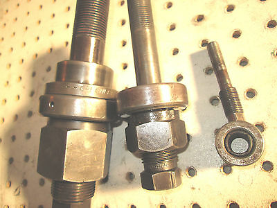 """3 Greenlee Conduit KnockOut Manual bearing Draw stud Set 1/2"""" - 4"""" and up"""
