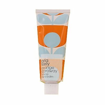 Orla Kiely Sage Orange Caraway Intense Hand Balm 100Ml
