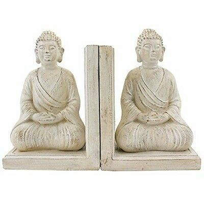 Book Ends Thai Buddha Bookends Home Library, Office Study Decor