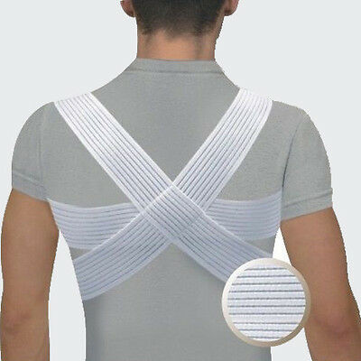 Posture Corrector Brace Clavicle Splint Shoulder Back Support CE Approved  EU