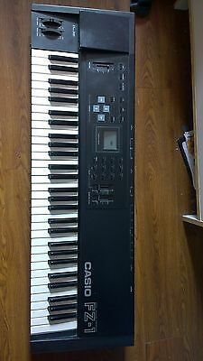 Casio FZ-1 80s synthesiser/sampler/controller keyboard