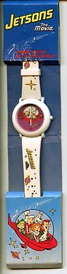 Vintage Jetsons The Movie Character Watch 1990