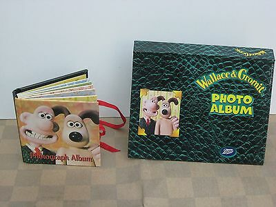 Wallace & Gromit Photograph Albums