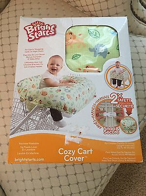 Bright Start Cozy Cart Cover, NIB