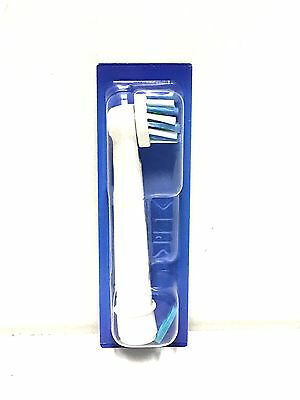 Single X1 Braun Oral B Cross Action Electric Replacement Tooth Brush Head NEW