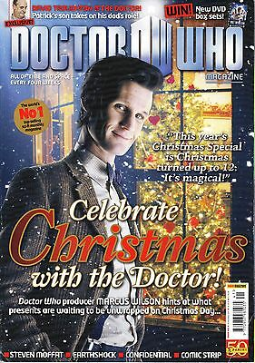 Doctor Who Monthly Issue No.441 Panini UK December 2011