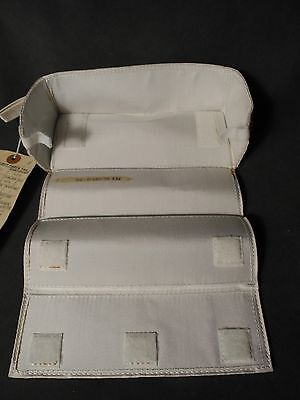 NASA Space Shuttle Nomex LiCL/Antifoam Marker Tray Assembly