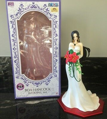 One Piece Boa Hancock Wedding Ver. Portrait Of Pirates by MegaHouse