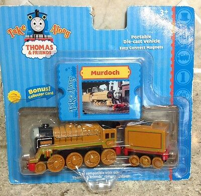 Take Along Thomas Take n Play Murdoch Engine And Tender New In Package