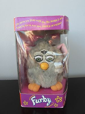 Furby Tiger Electronics  - 70-800 Gray with a hint of Brown