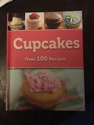 cupcake recipe book Brand New