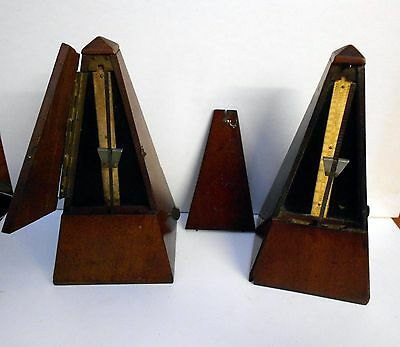 Pair of Vintage Metronomes for restoration