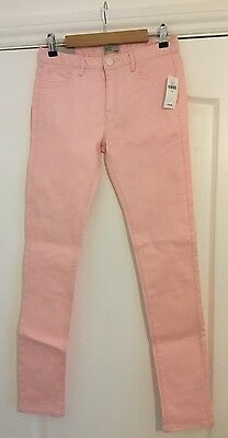 Gap Girls Super Skinny Pink Trousers Size 13