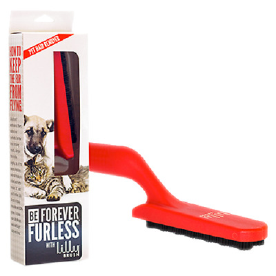 Company of Animals Lilly Brush Pet Hair Remover - Dog/Puppy/Cat/Kitten