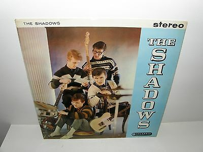 The Shadows - 1961 Stereo Columbia Scx 3414 : Lp Vinyl Record : Ex