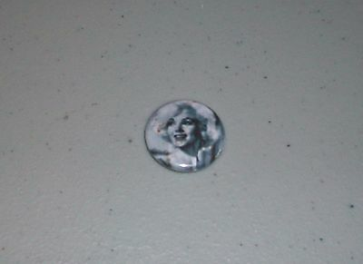 Marilyn Monroe 1 inch PinBack button badge  Vintage Movie Star