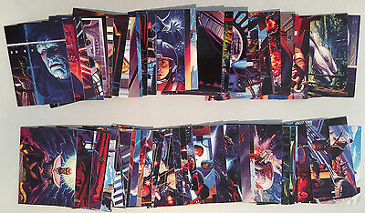 STAR WARS Shadows of the Empire: Trading Cards Sammlung, Topps, 1996, 75 Karten!