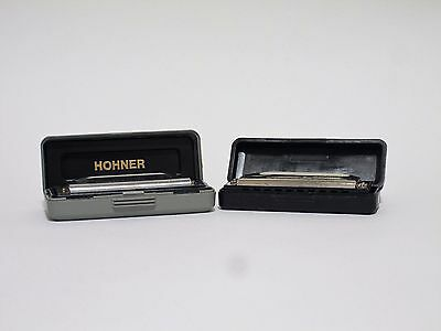 2 Harmonicas- Hohner Special 20 & Aria Folkblues