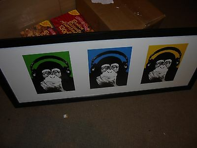 Collectors Monkey picture Comical