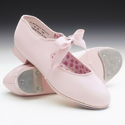 Pink Tap Shoes Size 12
