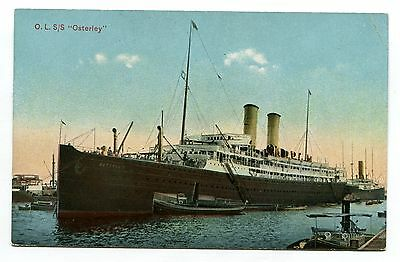 ---OQ68 shipping OSTERLEY orient line---
