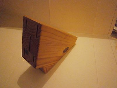 Wooden Knife Block for kitchen